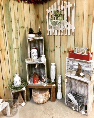 If you haven't been by lately you need to check out the 2 Missouri Gals space! #maryannswholesale #homedecor #seasonalhomedecor Not open to the public